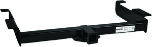 1801401 by BUYERS PRODUCTS - HITCH, 2in RCVR, CUTAWAY CHASSIS/UTILITY