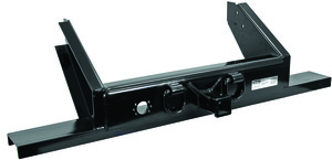 "1809055 by BUYERS PRODUCTS - Flatbed Dump Hitch Bumper w/ 2"" Receiver"