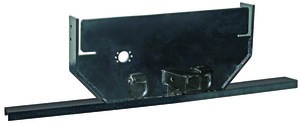 "1809061A by BUYERS PRODUCTS - 1/2"" Hitch Plate w/ Receiver Tube for Ford Trucks"