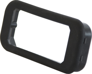 8891705 by BUYERS PRODUCTS - Black Grommet for 5.19 Inch Rectangular LED Strobe Light