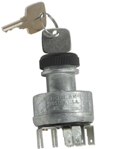 31-337P by POLLAK - Pollak, Ignition Switch, 12V, 3 Positions