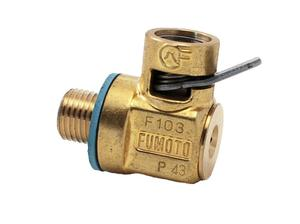 F103 by FUMOTO - ENGINE OIL DRAIN VALVE