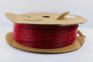 """HDV-NT2604RED1000 by HD VALUE - Nylon Brake Tubing - Red, 1,000 ft, 1/4"""""""