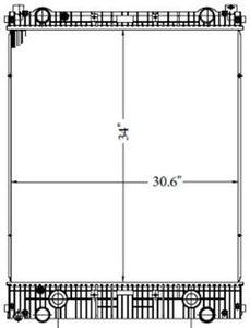 DXFR-0522-4 by OPTIMUS HD - HD Radiator