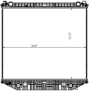 DXFR-0522-3 by OPTIMUS HD - HD Radiator