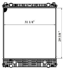 DXFR-0522-5 by OPTIMUS HD - HD Radiator