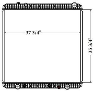 DXFR-1021-1 by OPTIMUS HD - HD Radiator