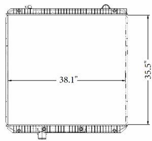 DXIN-1012-1 by OPTIMUS HD - HD Radiator