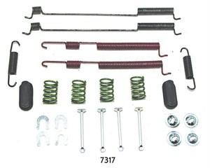7317 by BETTER BRAKE PARTS - Drum Brake Hardware Kit