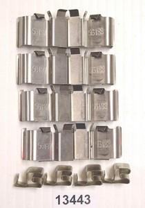 13443 by BETTER BRAKE PARTS - Disc Brake Hardware Kit