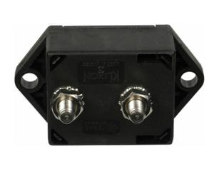 SDLA50 by KLIXON - Klixon, Circuit Breaker, 0-30 VDC / 120 VAC, 50A, Automatic Type I