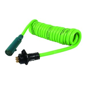 """30-9921 by PHILLIPS INDUSTRIES - Cable Assembly - ABS LECTRACOILâ""""¢, Coiled, 15 Ft."""