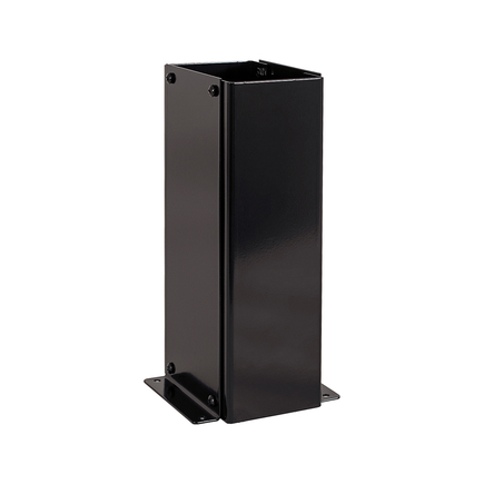 QTD by BUYERS PRODUCTS - Black Powder Coated Steel Console For All Q-Series Dual Lever Control