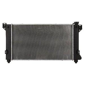 2343 by MIDWEST RADIATOR - Premium Radiator