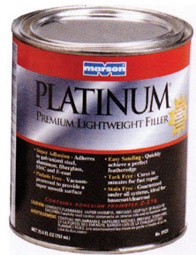 01171 by MARSON - Marson Platinum® Filler - Gallon