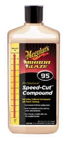 M9532 by MEGUIAR'S - SPEED CUT COMPOUND, QT