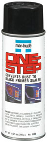 3509 by MAR-HYDE - One-Step® Rust Converter Primer Sealer Aerosol