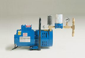 9820-00 by SAS SAFETY CORP - OIL-LESS AIR PUMP, 3/4 HP