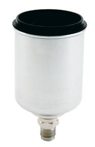 289517 by SHARPE - Finex Ultra Mini Aluminum Gravity Cup, 125 CC