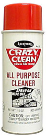 30 by SPRAYWAY - Crazy Clean® All Purpose Cleaner