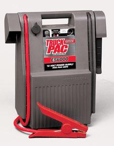 ES6000KE by BOOSTER PAC - Truck Pac™ 3000 Peak Amp 12 Jump Starter