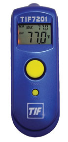 7201 by TIF - Pocket IR Thermometer