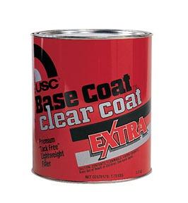 16060 by U. S. CHEMICAL & PLASTICS - Base Coat/Clear Coat Extra, 1-Gallon
