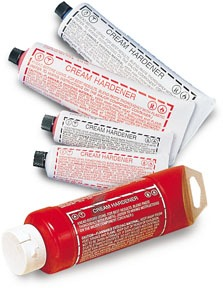 27020 by U. S. CHEMICAL & PLASTICS - Red Cream Hardener 1 oz.
