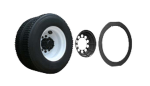"""TMK24.5 by SPRAY PRODUCTS - TIRE MASK KIT - 24.5"""""""