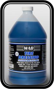 12 by WAB - GALLON WAB TRUCKERS CHOISE TIRE DRESSING