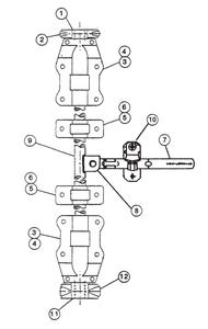 532-A2-21 by EBERHARD - REAR DOOR