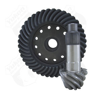 YG DS130-430 by YUKON GEAR RING & PINION SETS - High performance Yukon replacement ring & pinion gear set for Dana S130 in a 4.30 ratio.