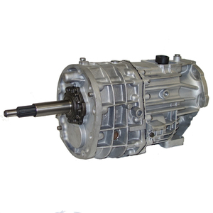RMT3550J-2 by ZUMBROTA DRIVETRAIN - NV3550 Manual Transmission for Jeep 00-'01 Cherokee, 2WD, 5 Speed