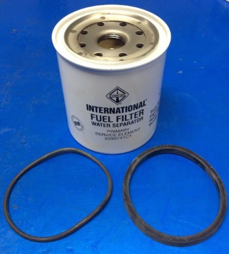 2590741C1 by NAVISTAR - INTERNATIONAL ELEMENT FUEL FILTER SERVICE on peterbilt fuel filter, maxxforce fuel filter, mercedes benz fuel filter, volvo fuel filter, kenworth fuel filter,