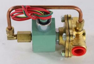 8210G012 by ASCO VALVE CO - SOLENOID VALVE_2-WAY_NO_050P_120/60