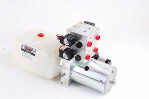 M-3530-0163 by BUCHER HYDRAULIK - HYDRAULIC POWER UNIT