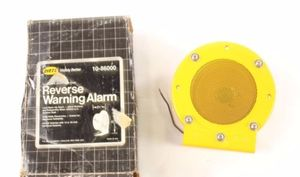 10-86000 by DIETZ AUTO LIGHTS - REVERSE WARNING ALARM
