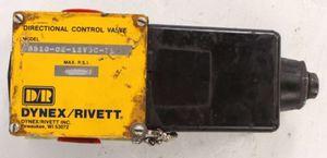 6510-02-12VDC-71 by DYNEX RIVETT INC. - CONTROL VALVE