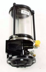563888 by GRACO LUBE SYSTEMS - CENTRAL LUBRICATION,PUMP, GJ H