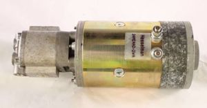 24MC4A2-2WA-PR130 by HESSELMAN - DC MOTOR/PUMP UNIT