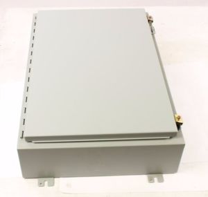 A-302006LP by HOFFMAN - 40112 ENCLOSURE NEMA12 30X20