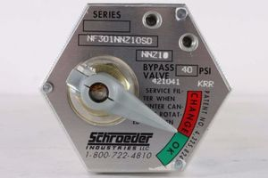 NF301NNZ10SD by SCHROEDER BROTHERS CORP. - PRESSURE FILTER S235