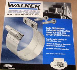 33275 by WALKER AIR BRAKE - EXHAUST CLAMP