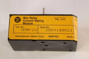 HTM 21 by WESTINGHOUSE ELECTRIC - MODULE, WESTINGHOUSE HTM-21