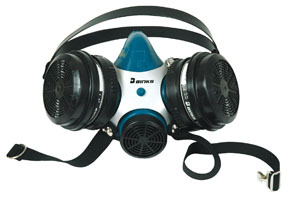 40-143 by BINKS - Large Millennium 3000 Respirator