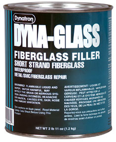 464 by DYNATRON BONDO - Dynatron® Dyna-Glass, Gallon