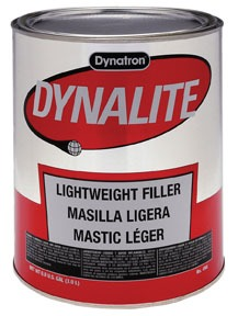 494 by DYNATRON BONDO - Dynatron® Dynalite, 1-Gallon, Case of 4