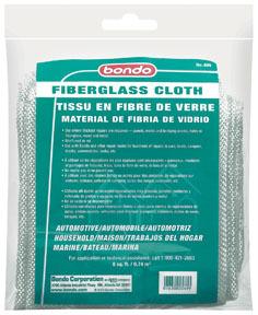 499 by DYNATRON BONDO - Fiberglass Cloth  8 Sq Ft