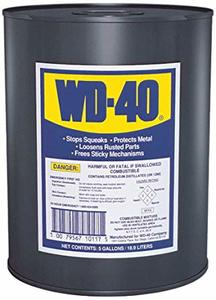 10117 by WD-40 - WD-40 5 GALLON