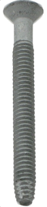 """TFX250ACQ by REDNECK TRAILER - SCREW FOR TREATED WOOD 1/4"""" X 2-1/2"""" SELF TAP"""